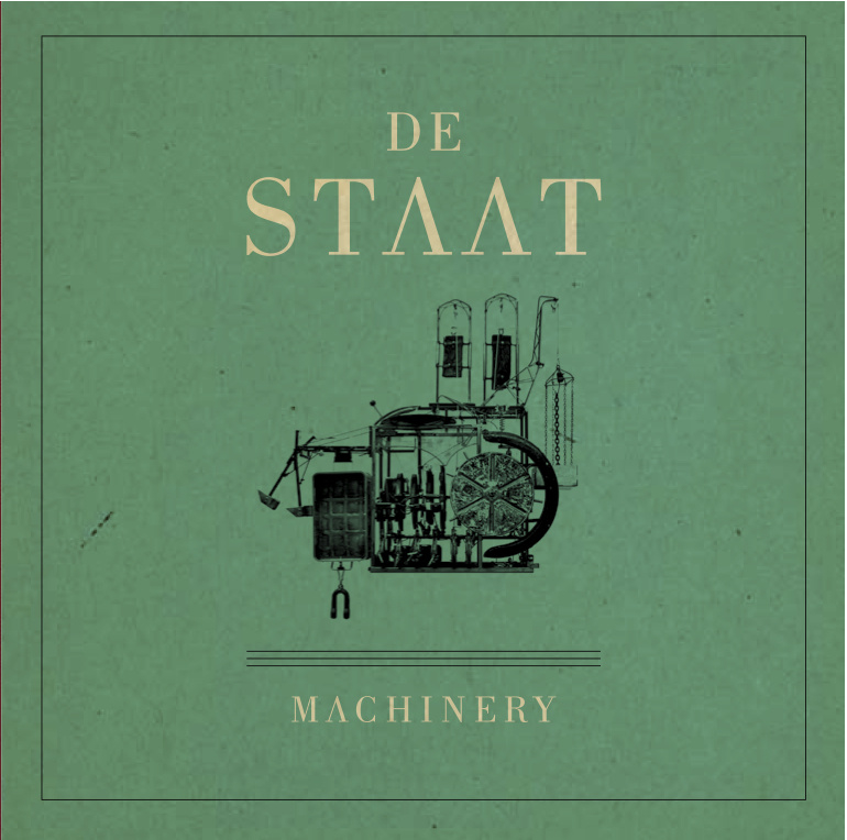 Machinery CD