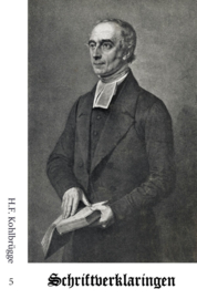 Schriftverklaringen 5 - H.F. Kohlbrügge