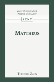 Kommentaar op het Evangelie van Mattheus - Theodor Zahn