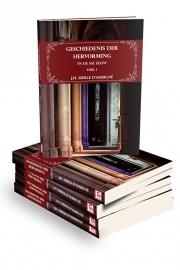 Geschiedenis der Hervorming in de 16e eeuw, complete set in 5 banden