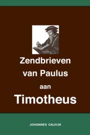 Uitlegging op de Zendbrieven van Paulus aan Timotheüs - Johannes Calvijn