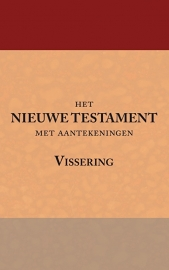 Dutch New Testament with annotations