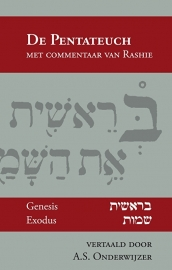 De Pentateuch met commentaar van Rashie deel I