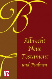 New Testament and Psalms - ebook - Ludwig Albrecht