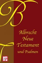 Nouveau Testament et Psaumes – Ludwig Albrecht – livre numérique