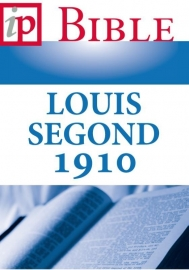 Louis Segond Bible 1910 ebook