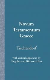 Novum Testamentum Graece - Tischendorf