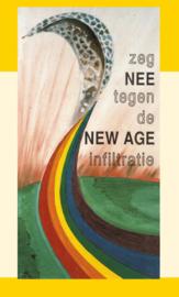 Zeg nee tegen de New Age infiltratie - J.I. van Baaren