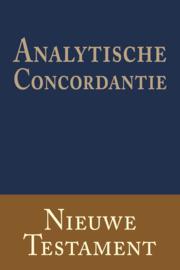 Analytische Concordantie op het Nieuwe Testament