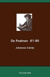 De Psalmen 61-90 - Johannes Calvijn