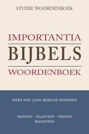 Importantia Studie Woordenboek bij de Bijbel