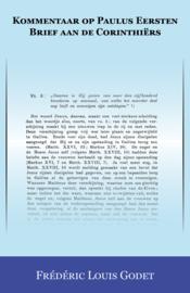 Kommentaar op Paulus Eersten Brief aan de Corinthiërs - Frédéric Louis Godet