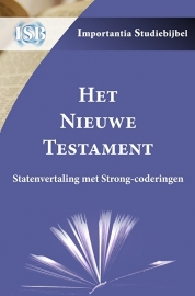 Dutch New Testament with Strongs numbers
