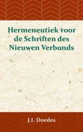 Hermeneutiek voor de Schriften des Nieuwen Verbonds - J.I. Doedes