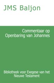Commentaar op de Openbaring van Johannes - J.M.S. Baljon