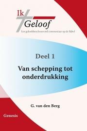 Van schepping tot onderdrukking - G. van den Berg