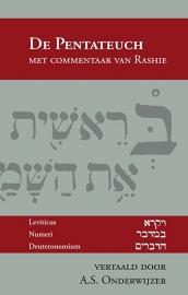 De Pentateuch met commentaar van Rashie deel II