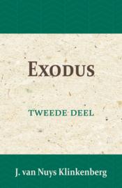 Exodus - Bijbelverklaring deel 2 - J. van Nuys Klinkenberg & G.J. Nahuys