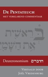 Deuteronomium - opnieuw in het Nederlands vertaald en verklaard - Joël Vredenburg