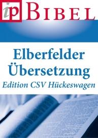 Elberfelder translation Edition CSV Hückeswagen 2006