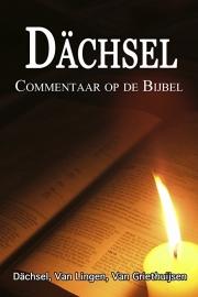 Commentaar op de Bijbel - Dächsel, van Lingen, Griethuysen