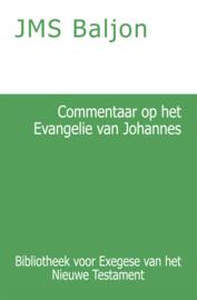 Commentaar op het Evangelie van Johannes - J.M.S. Baljon