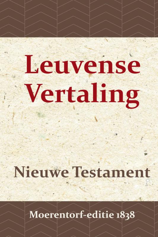 Leuvense Bijbel - Nieuwe Testament