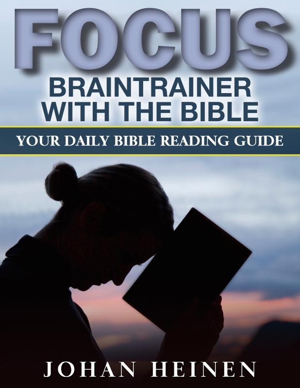 Focus Braintrainer with the Bible - Johan Heinen