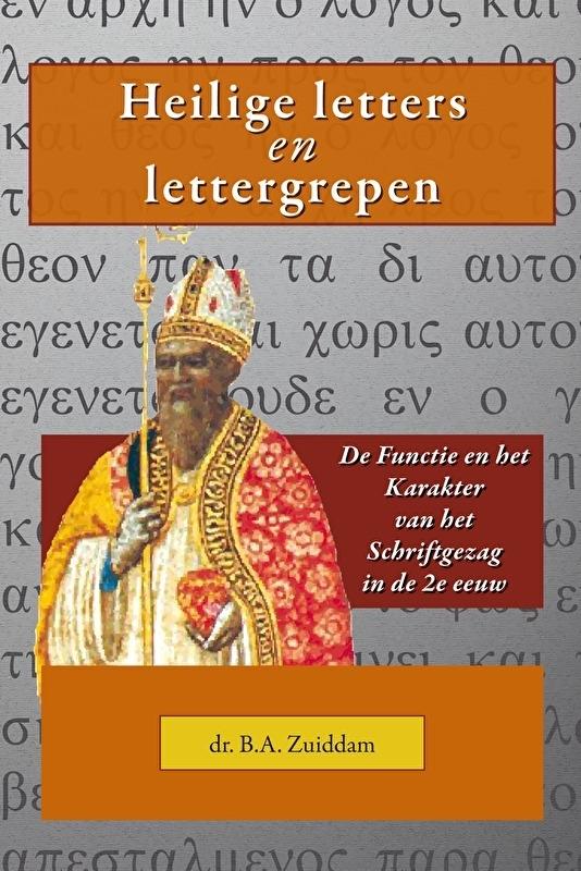 Heilige letters en lettergrepen - B. Zuiddam