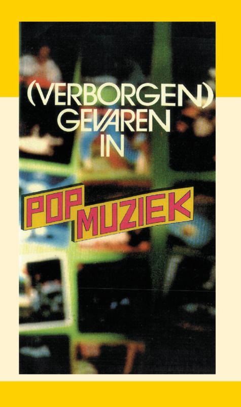 (Verborgen) Gevaren in popmuziek - J.I. van Baaren
