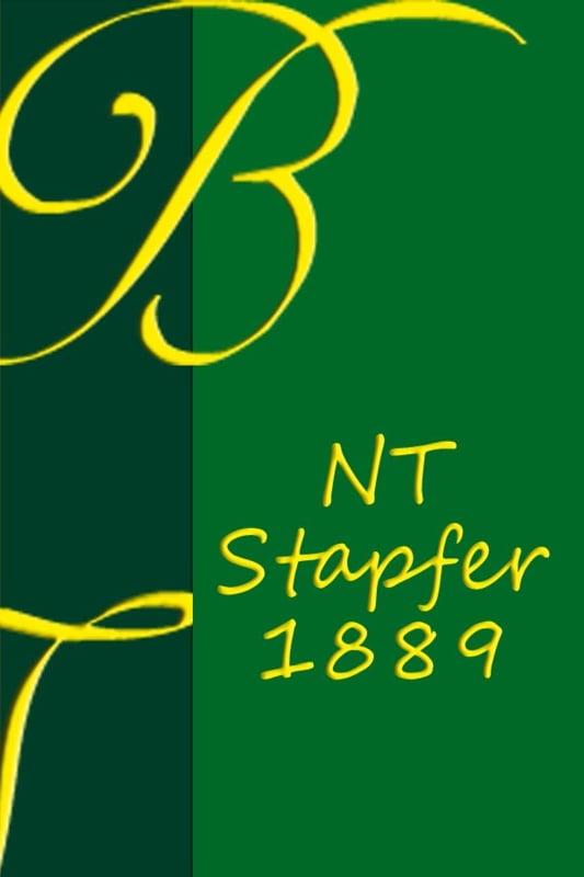 Nouveau Testament de Stapfer 1889 - Edition OLB