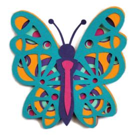 Vlinders per stuk