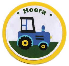 Traktatie Tractor