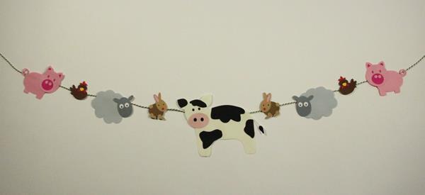 Slinger boerderijdieren