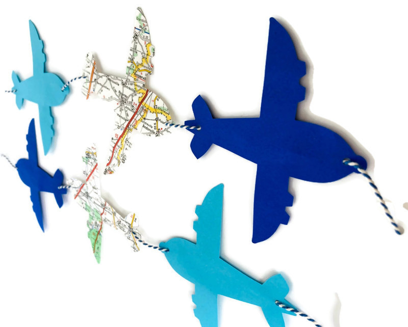 Vliegtuigslinger