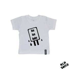 Baby t-shirt Ice ice baby