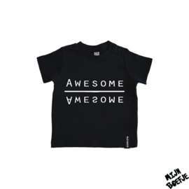 Baby t-shirt Awesome