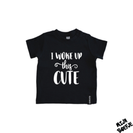 Baby t-shirt I woke up this CUTE