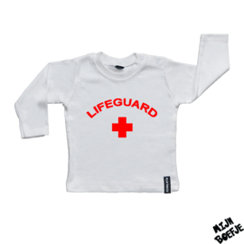 Baby t-shirt LIFEGUARD