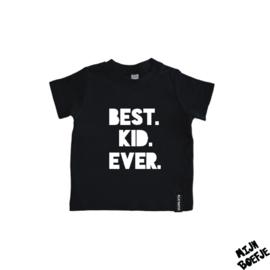 Baby t-shirt BEST KID EVER