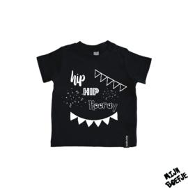 Baby t-shirt Hip Hip Hooray