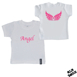 Baby t-shirt Angel