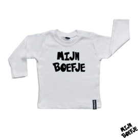 Baby t-shirt Mijn Boefje