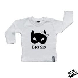 Baby t-shirt Batgirl Big Sis