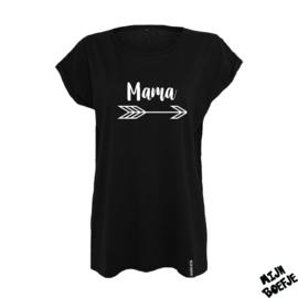 Ouder t-shirt MAMA