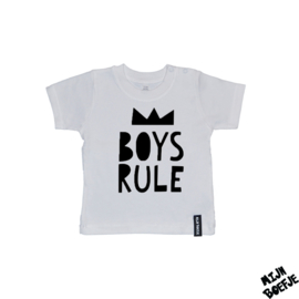 Baby t-shirt Boys rule