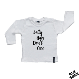 Baby t-shirt Salty Hair Don't Care