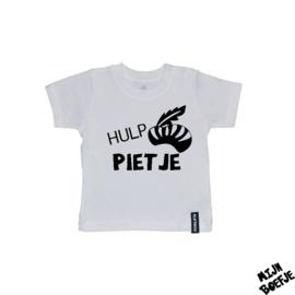 Baby t-shirt Hulp Pietje
