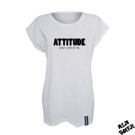 Ouder t-shirt ATTITUDE