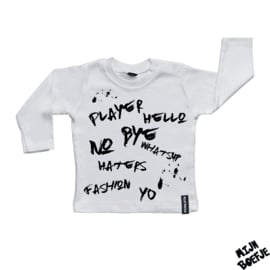 Baby t-shirt Whatsup